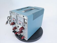 Power Designs TW5005 Semiconductor Twin Power Supply Parts and Repair