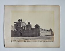 Samuel Bourne Photograph Of India & Delhi