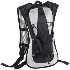 Xcase Ultraleichter Fahrrad-Rucksack mit Reflektoren, wasserabweisend, 5 l