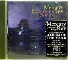 MERCURY REV 'DESERTER'S SONGS' 11-TRACK CD