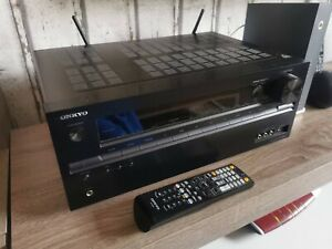 Onkyo TX-NR545 7.2 Dolby Atmos WLAN/Bluetooth AV-Receiver - schwarz
