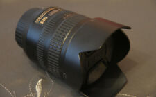 Nikon Zoom-NIKKOR 18-70mm f/3.5-4.5 AF-S DX ED G Lens