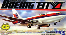 SEALED MPC UNITED AIRLINES BOEING 737 1/144 MINT!!  VINTAGE AIRFIX AIRLINER KIT