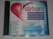 LIEBESKUMMER LOHNT SICH NICHT 2 CD S MIT GRETA KELLER PETE TEX WOLFGANG SAUER