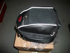 Moto Guzzi Breva 750 Tail Bag P/n 977430 New/nos 20ltr Capacity Full Kit.