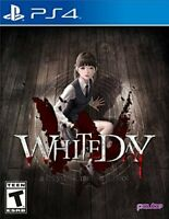 WhiteDay: A Labyrinth Named School [Sony PlayStation PS4 PQube Survival] NEW