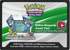 POKEMON: ONLINE CODE CARD FROM THE 2015 MEGA DIANCIE EX PREMIUM COLLECTORS BOX