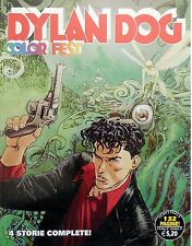 DYLAN DOG COLOR FEST N.9 BONELLI