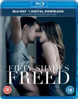 Nuevo Fifty Shades Freed Blu-Ray