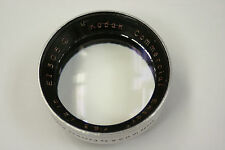 "12"" f6.3 Kodak Commercial Ektar lens only. NO SHUTTER. Only front Glass group"