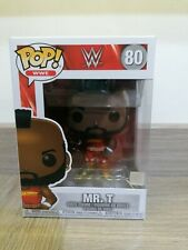 POP! WWE MR.T #80 FUNKO VINYL FIGURE - NEW