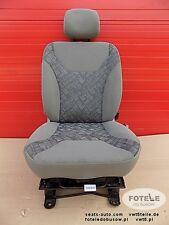 Seat driver Renault Trafic Opel Vauxhall Vivaro Nissan Primastar heated airbag
