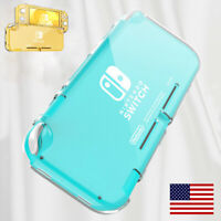 Clear Hard Case Shockproof Protective Cover Skin Shell For Nintendo Switch Lite