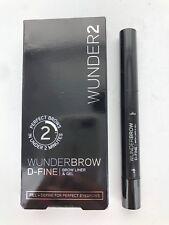WUNDER2 WUNDERBROW D-Fine Long Lasting Eyebrow Liner Makeup - Brunette