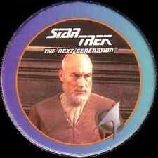 STAR TREK THE NEXT GENERATION, JEAN LUC PICARD, STARTDISC POG MILK CAP, # 34