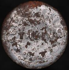 More details for 1918 | belgium thuin wwi 'alimentation' 10 centimes token | tokens | km coins