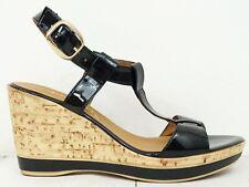 TAMARIS 💠 Damen Keilabsatz Sandale Gr. 38 Sommer Schuhe Shoe