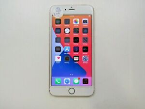 Apple iPhone 6s Plus A1634 128GB AT&T Clean IMEI Poor Condition 6-1211
