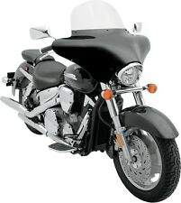 Memphis Shades 9in. Windshield for Batwing Fairing Clear MEP8520