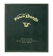Parera Varon Dandy Platinum For Men Eau De Cologne Splash 100ml In Box