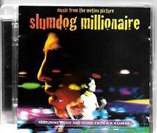CD ALBUM BOF/OST 13 TITRES--SLUMDOG MILLIONAIRE--A.R.RAHMAN