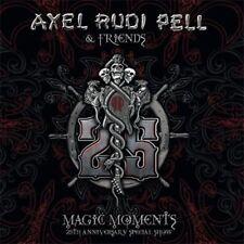 Pell, Axel Rudi & Friends - Magic Moments -25th Anniversary 3CD NEU OVP