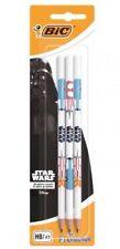 Bic Disney Star Wars Pack of 3 Evolution Graphite Pencils Home Office School NEW