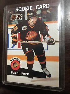 1991-92 Pro Set Pavel Bure Rookie #564