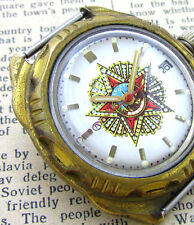 VOSTOK COMMANDER ORDER OF VICTORY Army Mechanical Military Soviet Russian Watch