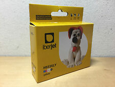 New - IBERJET Ink Cartridge H933 XLY Yellow - For HP Officejet 6100 6600 6700