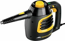 McCulloch MC1230 Handheld Steam Cleaner with Extension Hose 11 Accessories