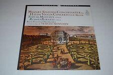 Mozart Sinfonia Concertante~Haydn Violin Concerto~Yehudi Menuhin~Rudolph Barshai