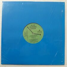 "BLUE CLOCKS GREEN  Stormy Weather 4-track 12"" synth-pop/art rock VG++ CL 11"