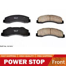 Power Stop 16-934 Front Brake Pad