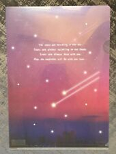 Pochette - Porte-document A4 | Stars Poetry | Origine directe Japon