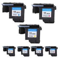 Natural Color Cabezal de Impresión Printer Print Head para HP 500 510 800 Series