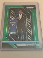 Melvin Frazier 2018-19 Panini Prizm Green #109 RC ROOKIE - Orlando Magic