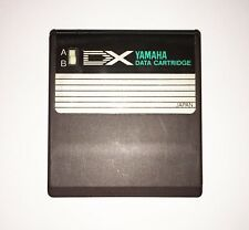 YAMAHA DX7 Synthesizer 2x32 Factory Voice ROM#3 Cartridge. Works Great !