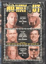 Movie DVD - NO WAY OUT 2003 - Pre-Owned - WWE Video