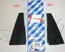 Fiat coupe Türgriff Satz für die Türen ORIGINAL NEU FIAT 46303722 + 46303723