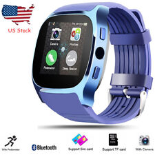 Smart Watch Bluetooth Wristwatch Phone For Android Samsung S9 Motorola Z3 Lg G7