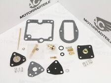 Yamaha SR 500 Typ 48T '1984-1989 carburetor repair kit + diaphragm complete New