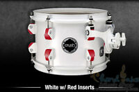 Crush Drums Chameleon Birch/Ash Lug Inserts/Red Finish - Pack of 12/NEW