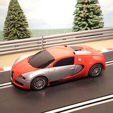 Scalextric 1:32 Car - Red Bugatti Veyron #M