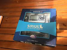 Sirius XM Sportster 4 Satellite Radio w/ Home & Vehicle Kit