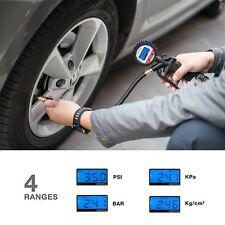 0~100PSI Digital LCD Tyre Tire Air Pressure Gauge Manometer For Car Truck Auto