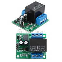 DC 5V/6V-24V Relay Module 5V Bistable Self-Locking DPDT Switch Relay Board New