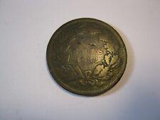 XX 20 reis 1882 Portuguese coin Portugal King LUIS I