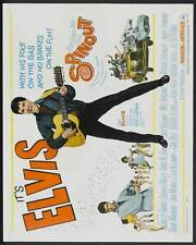 SPINOUT Movie POSTER 30x40 Elvis Presley Shelley Fabares Diane McBain Dodie
