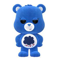 Care Bears - Grumpy Bear Flocked US Exclusive Pop! Vinyl Figure NEW Funko 29169
